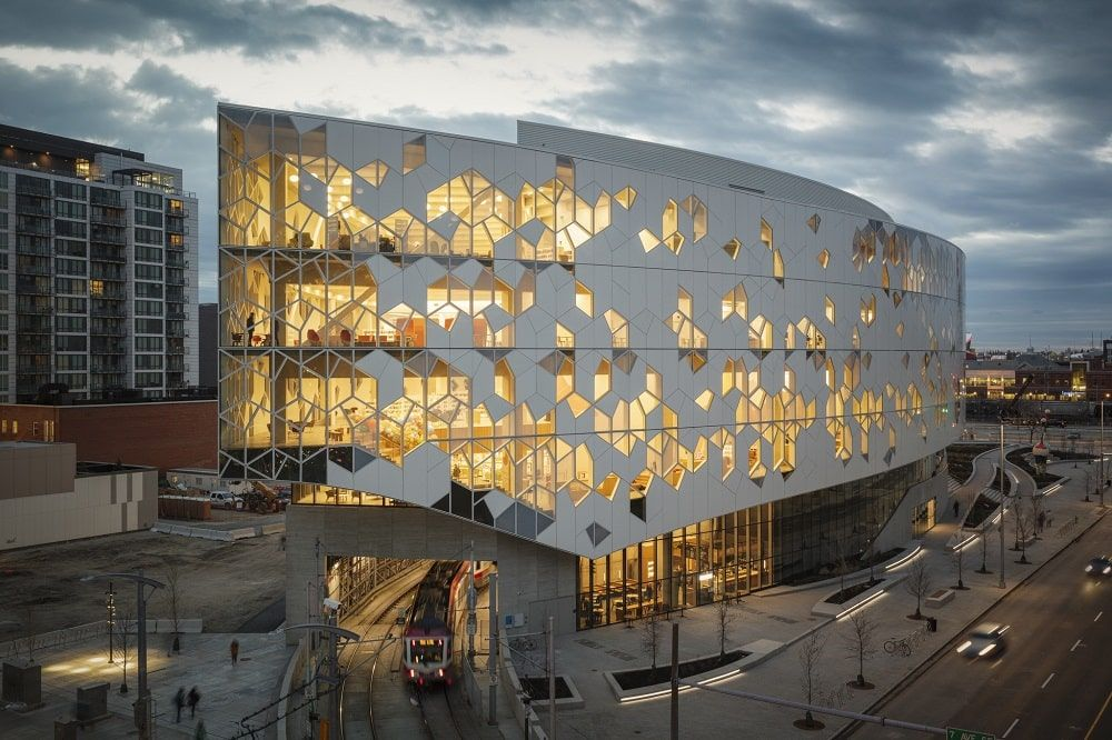 Central Library – Calgary Public Library