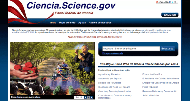 Ciencia.Science.gov