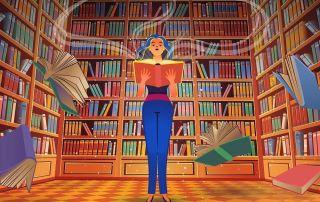 Día de la Biblioteca 24 de octubre
