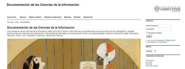 Documentación de las Ciencias de la Información
