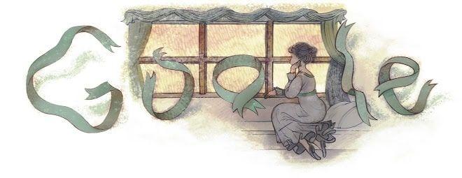 Doodle Gustave Flaubert