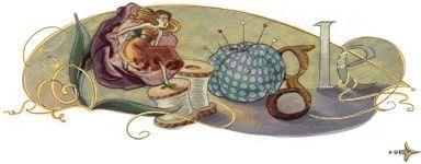Doodle Hans Christian Andersen