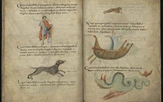 El Códice de Metz, el libro mas antiguo conservado en la Biblioteca Nacional de España