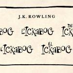 El Ickabog cuento online gratuito J K Rowling