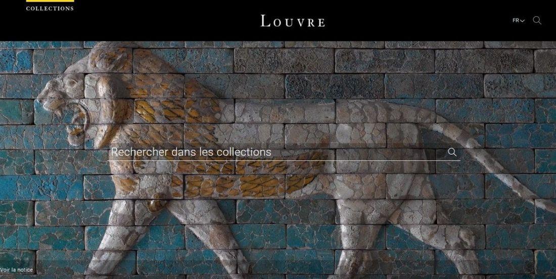 El Museo del Louvre pone toda su colección en línea por primera vez en su historia