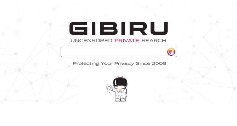 El buscador Giribu ofrece privacidad en las búsquedas
