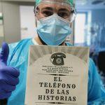 El teléfono de las historias iniciativa bibliotecaria narración oral