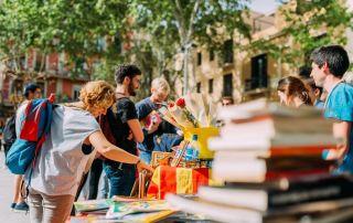 España cuenta con dos ciudades calificadas como «Ciudad de la Literatura» por la Unesco Granada y Barcelona