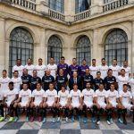 Foto oficial Sevilla FC 2019 2020 en el Archivo General de Indias