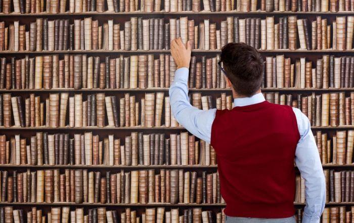 Glosario para que las personas que van a tu biblioteca entiendas qué les quieres decir
