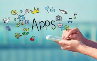 Hay aplicaciones móviles que forman parte de nuestro día a día