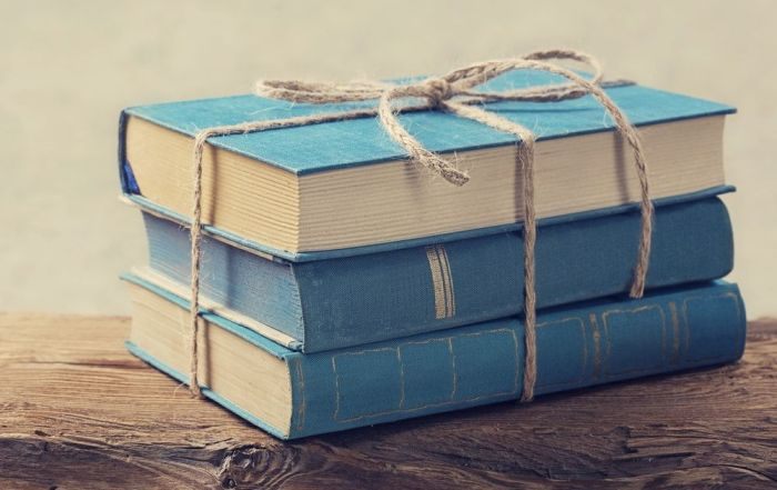 Hay personas que llevan su amor por los libros más allá de la lectura