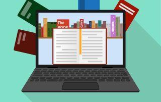 Herramientas para administrar y gestionar nuestra colección de libros electrónicos