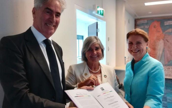 Honorary Fellow IFLA Glòria Pérez-Salmerón