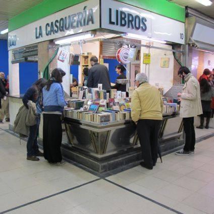 La Casquería - Librería