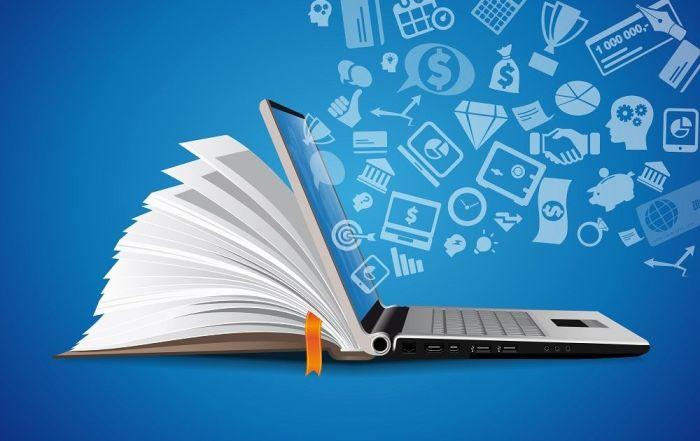 La página web de la biblioteca es la puerta de entrada a esta a través de Internet