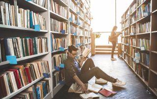 Las bibliotecas públicas son necesarias e imprescindibles