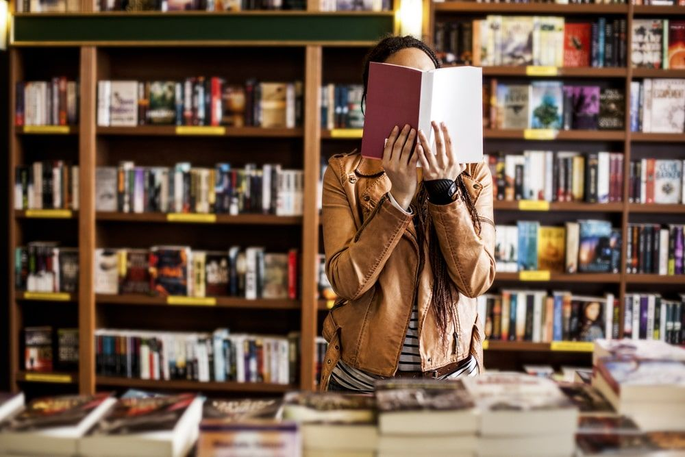 Las librerías de segunda mano se presentan como una magnífica opción para ampliar nuestra biblioteca personal