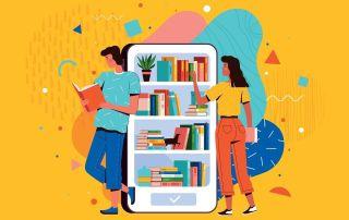 Las mejores aplicaciones móviles para amantes de la lectura