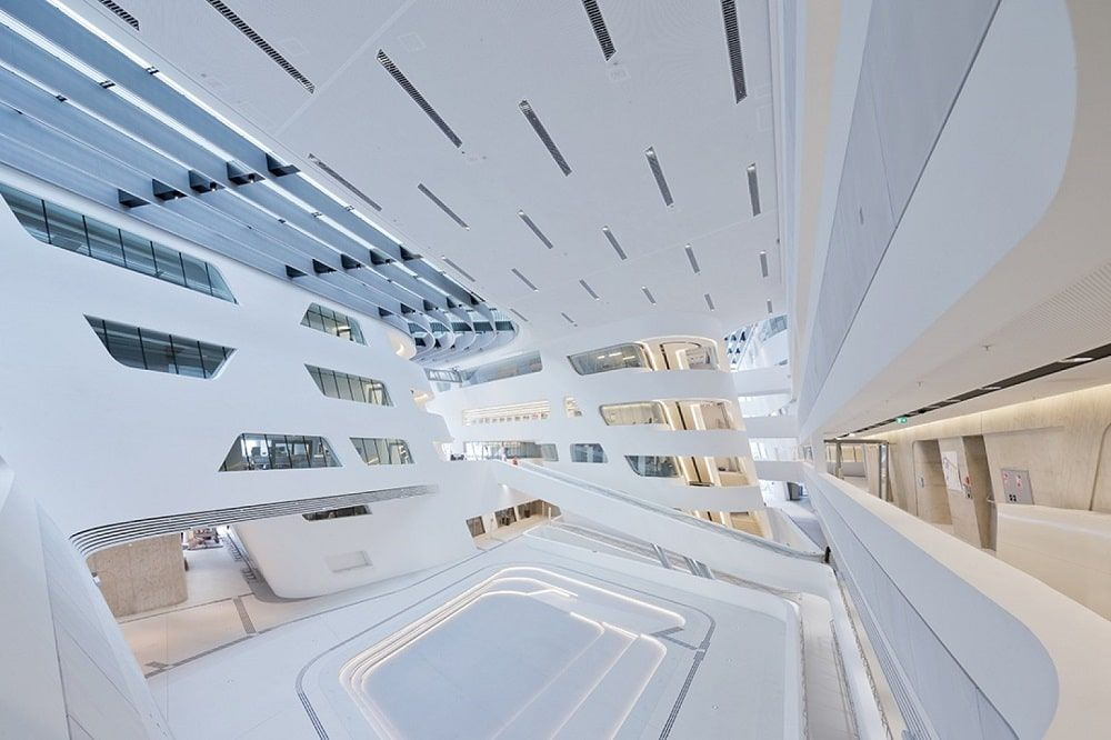 Library and Learning Centre University of Economics Vienna 2