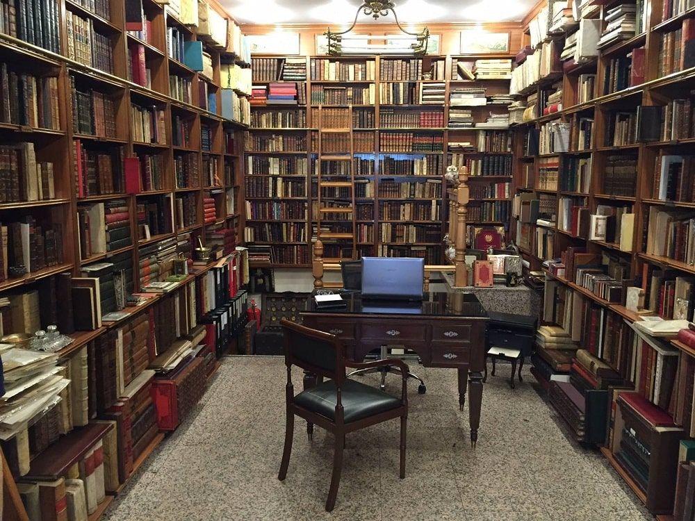 Librería Anticuaria García Prieto