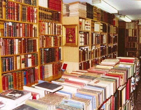 Guillermo Blázquez Libros Antiguos