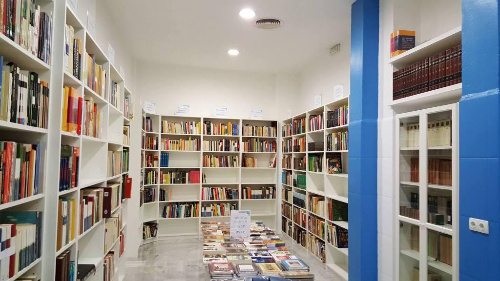 Librería segunda mano Rola Libros