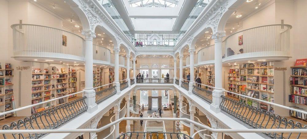 Librería Cărturești Carusel
