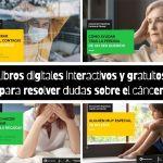 Libros digitales interactivos y gratuitos para resolver dudas sobre el cáncer