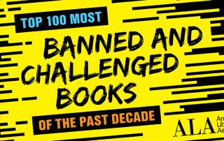 Los 100 libros más prohibidos y cuestionados de la pasada década