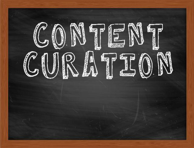 Los 3 elementos que caracterizan al content curator localizar, crear y compartir