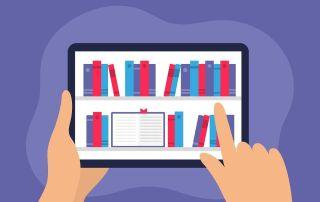 Los libros electrónicos de Amazon se ponen a disposición de las bibliotecas públicas por primera vez