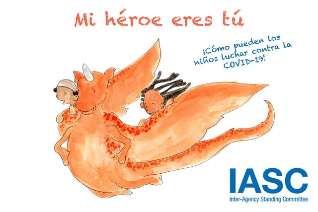 Mi héroe eres tú