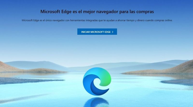 Microsoft Edge navegador web