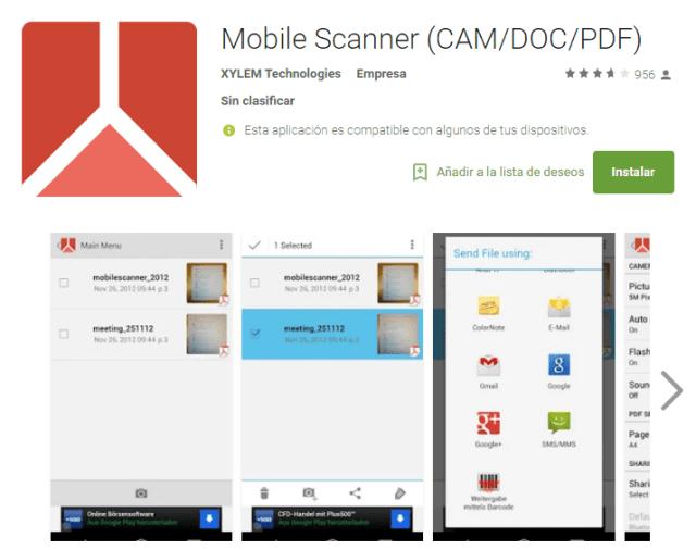 mobile scanner