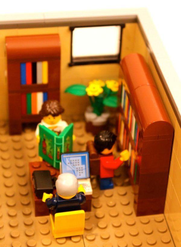 Modular Library 1- 2
