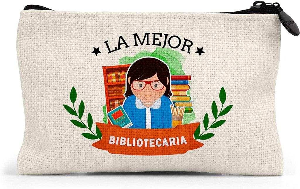 Monedero La mejor bibliotecaria