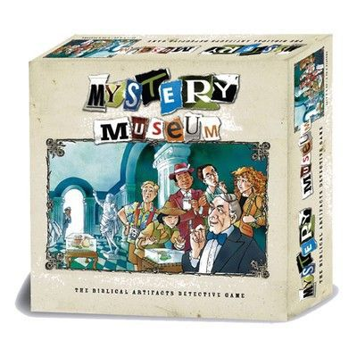 Mystery Museum The Biblical Artifacts Detective Game