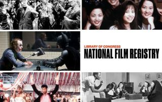 National Film Registre Peliculas 2020 Library of Congress