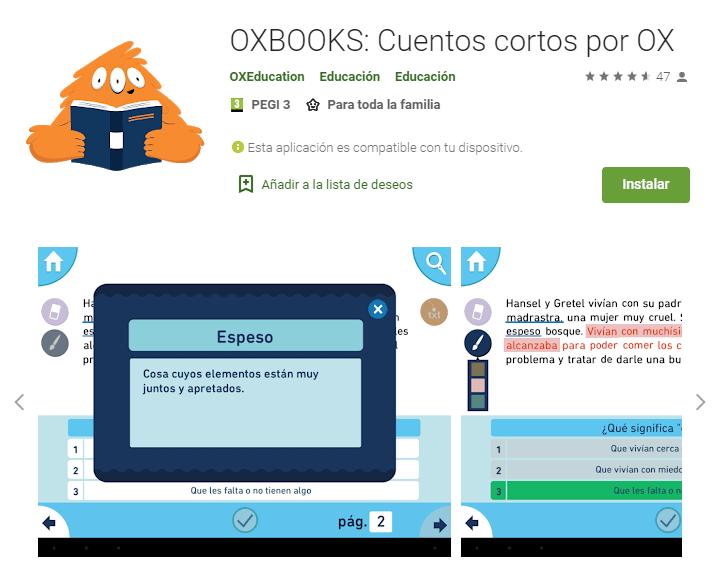 OXBOOKS Cuentos cortos por OX