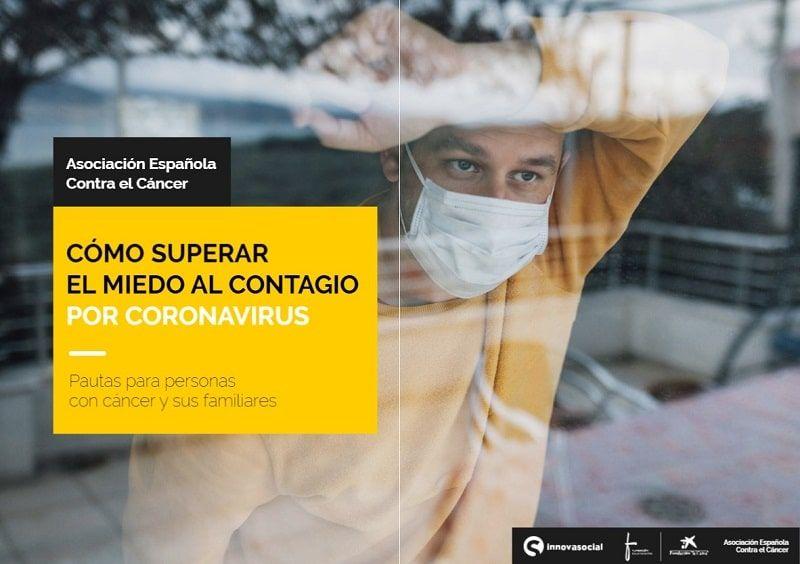 Pautas coronavirus para personas con cáncer y familiares