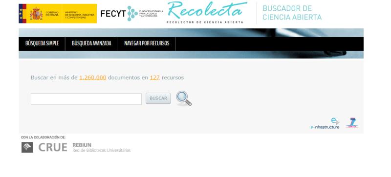RECOLECTA
