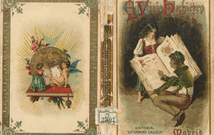 Saturnino Calleja editor libros y cuentos infantiles