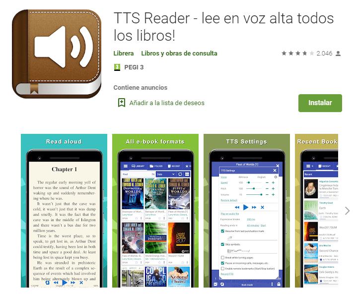 TTS Reader