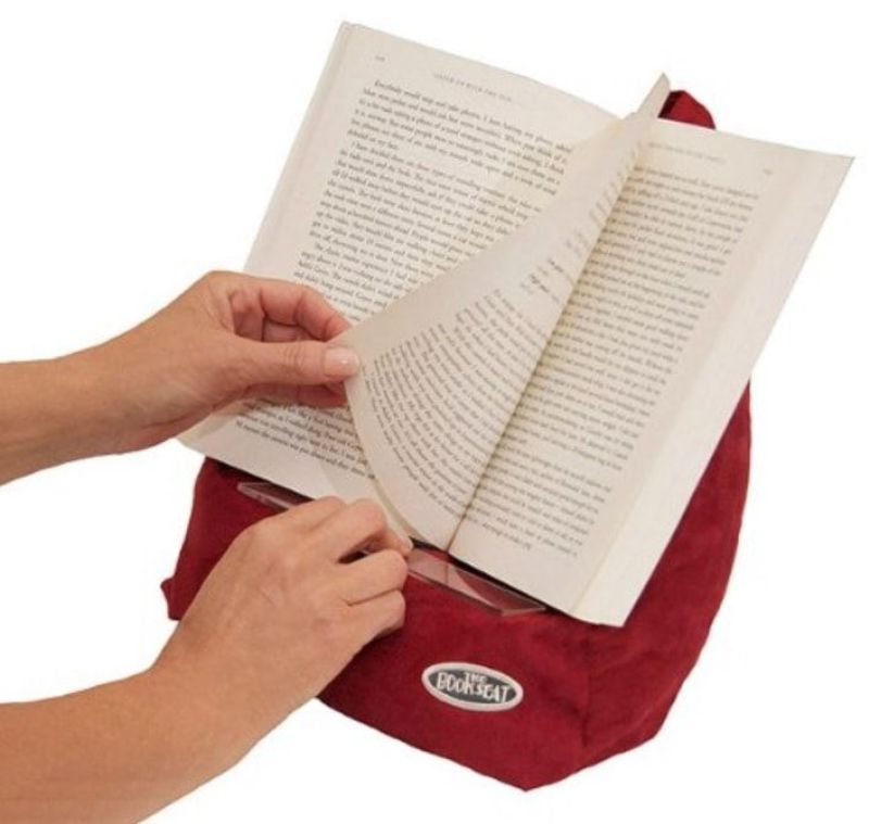 The book seat