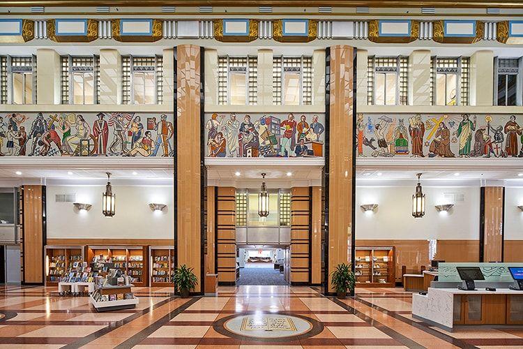 Toledo–Lucas County Public Library