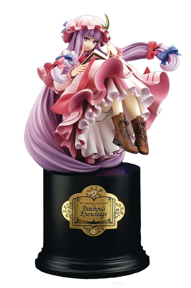 Touhou Project The Unmoving Great Library Statue