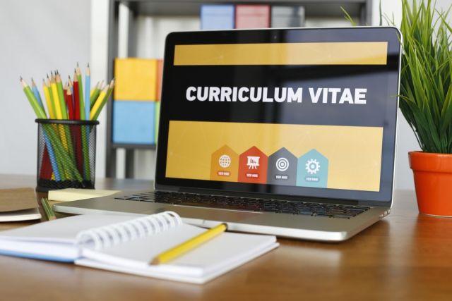 Un Curriculum Vitae visual es un 75% más propenso a llamar la atención de reclutadores