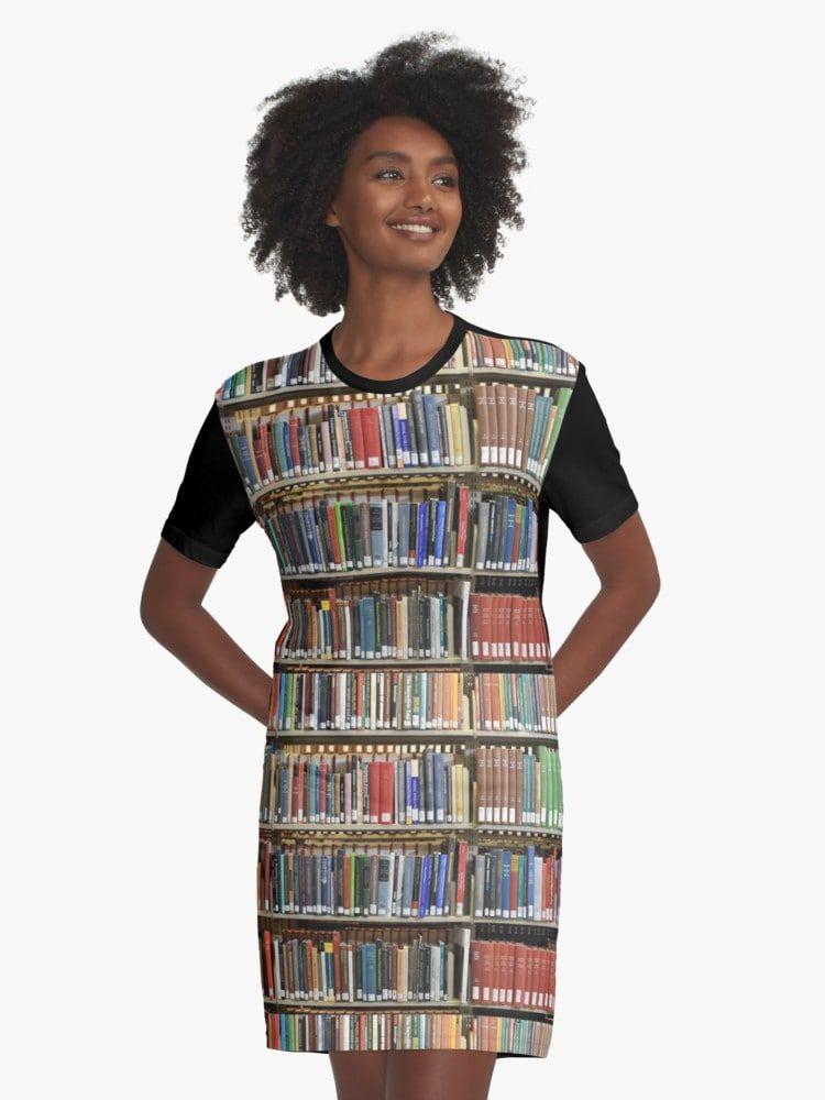Vestido Biblioteca