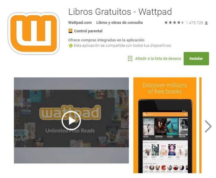 16 Aplicaciones Para Leer Libros En Tus Dispositivos Móviles